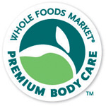 Whole foods premium body care logo