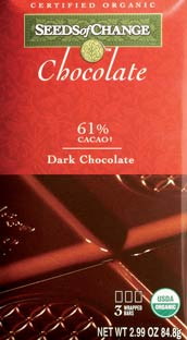 Seeds of change chocolate