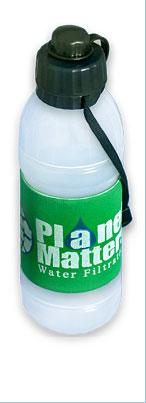 Planet matters bottle